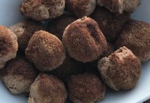 Gluten Free Cinnamon Biscuits