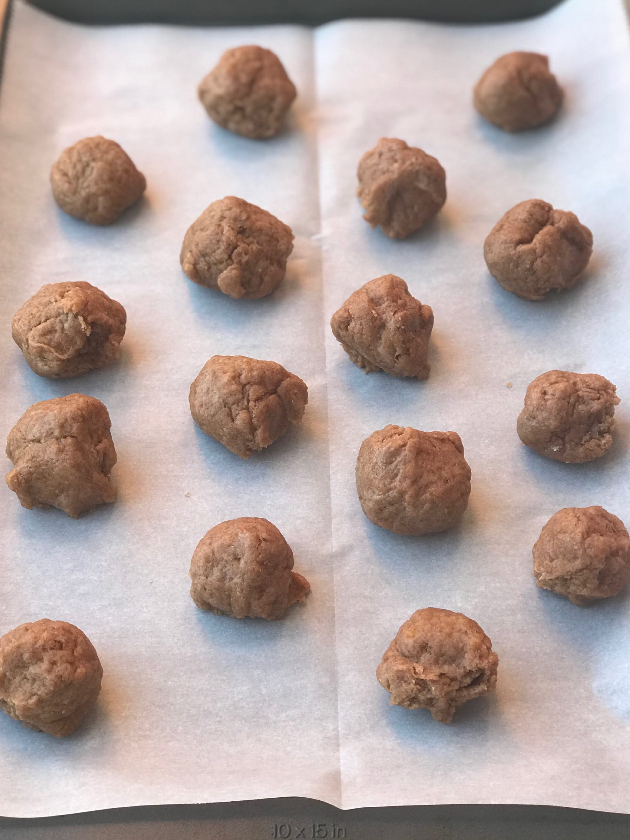 GF Cinnamon Biscuits