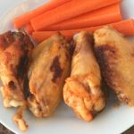 honey siracha crockpot wings
