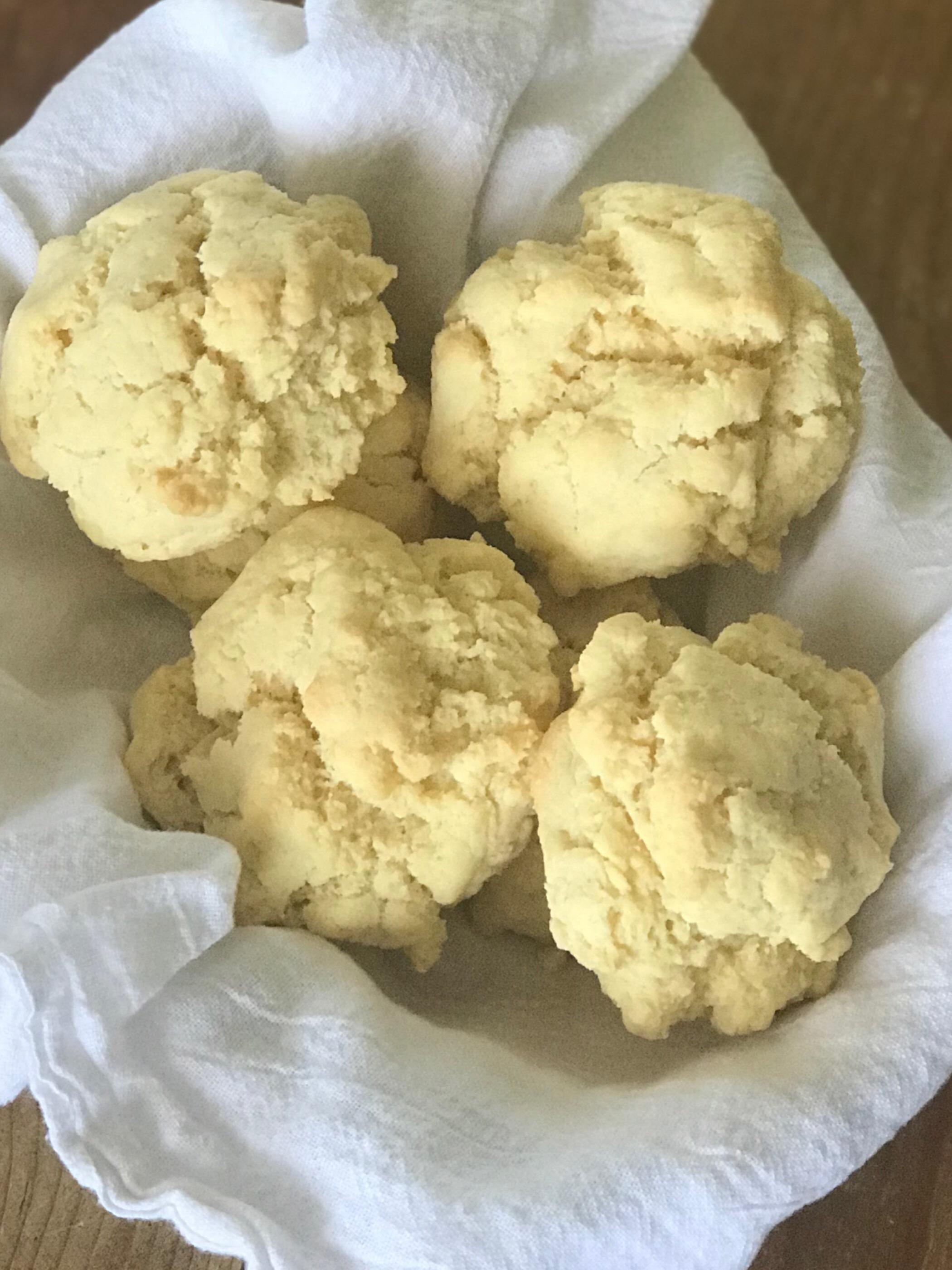 drop biscuit recipe