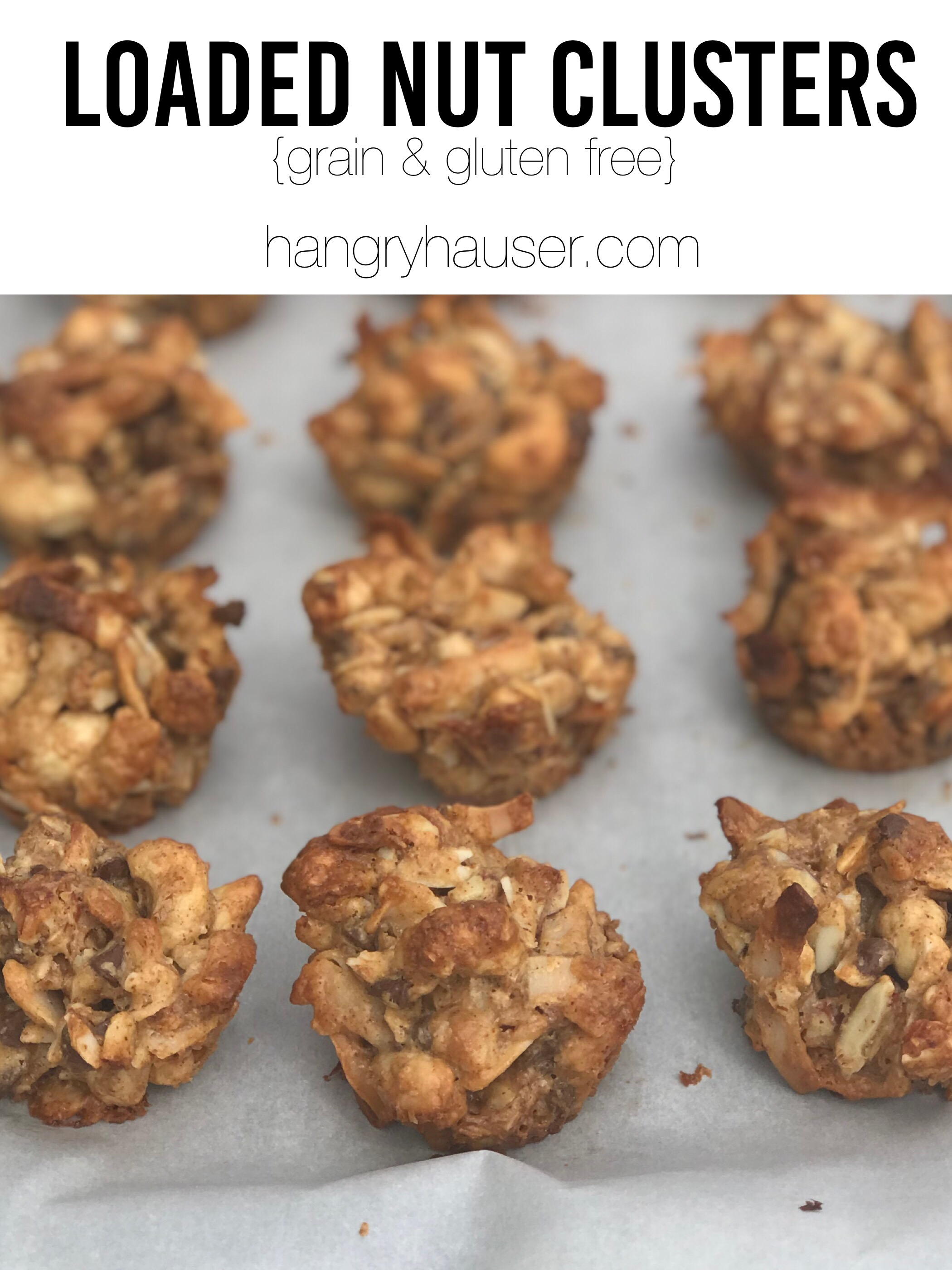 Loaded Nut Clusters